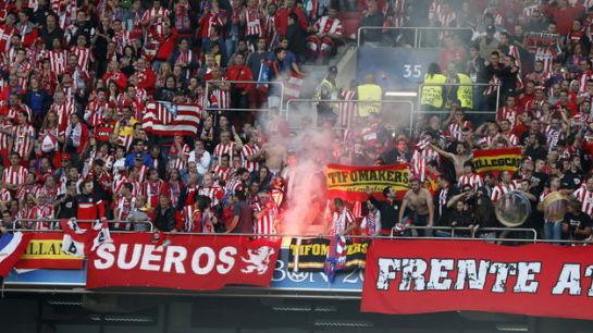 1-0. Thomas lanza al Atlético al liderato