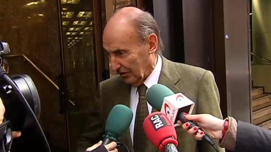 """Roca, dice que la Infanta Cristina asume """"su presencia con tranquilidad"""""""