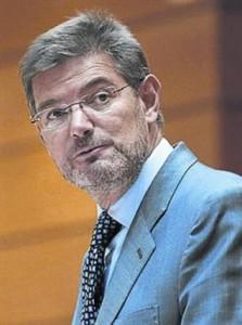 Catalá: «Nadie puede pedirle a un juez que no instruya porque hay elecciones»