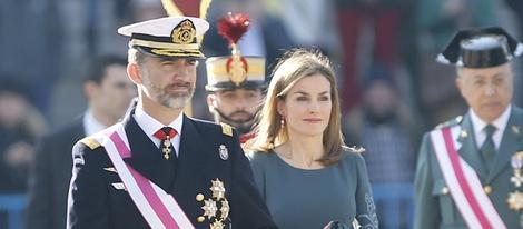 El Rey Felipe VI preside hoy la Pascua Militar