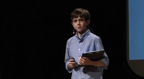 Un adolescente inventa la impresora 3D más rápida del mundo