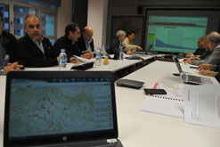 Reuniòn celebrada en la sede de la ANE