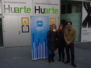 El PPN nombra a Patricia de Pedro candidata a la alcaldía del Ayuntamiento de Huarte