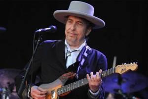 ob Dylan en el Azkena Rock Festival de Vitoria. DR