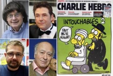 La prensa indignada clama por la libertad de expresión tras el atentado en París