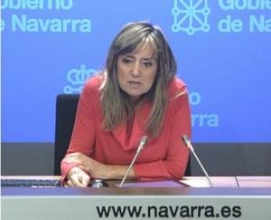 Cristina Ibarrola, directora general de Salud de Navarra. Navarra Información