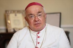 El ex nuncio de la República Dominicana, el polaco Jozef Wesolowsk.