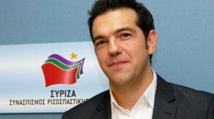 l líder de Syriza, alexis Tsypras. DR