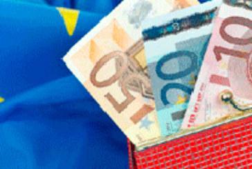La eurozona registra su mayor caída de precios desde 2009