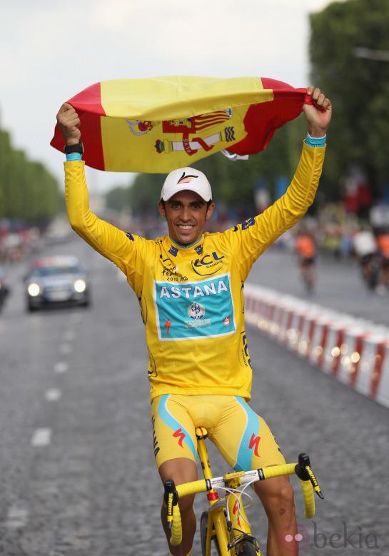 Alberto Contador anuncia su retirada en 2016