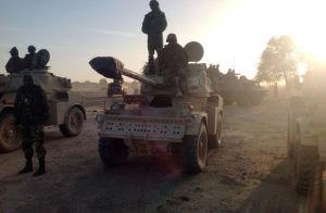 Boko Haram lanza su primer ataque en Chad. DR
