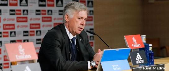 Ancelotti: «¿Pitos? Son normales, había frustración»