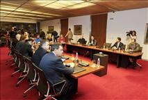 La Comisión de Investigación sobre CAN pide información e informes jurídicos