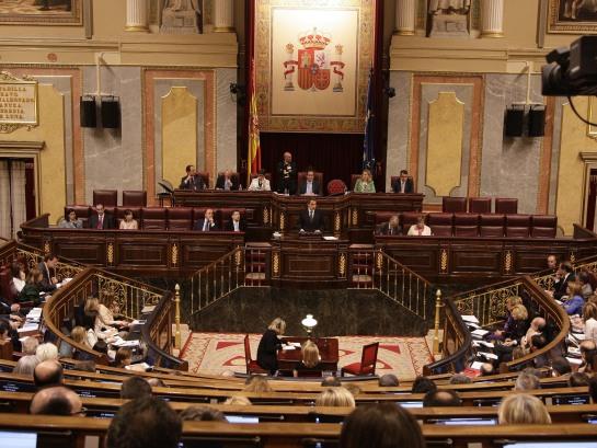 El PP tumba en el Congreso la petición para rebajar el IVA cultural