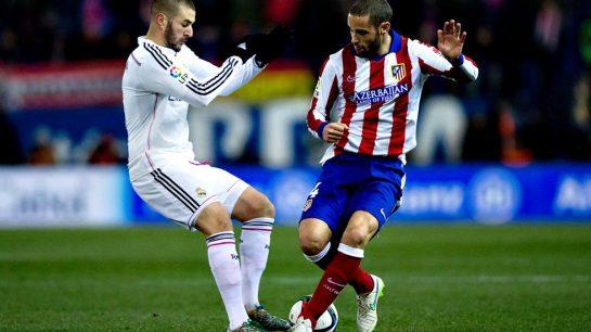 Tres ausencias clave para el Real Madrid en el derbi del Calderón ante el Atlético