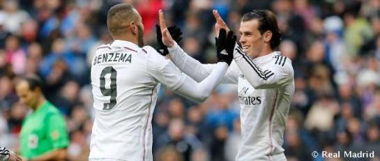 El Madrid quiere abrir hueco en la lucha por la Liga