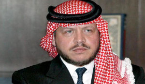 El rey Abdalá II de Jordania. DR