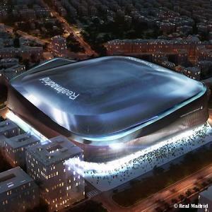 Este es el aspecto que presentará el nuevo Santiago Bernabéu