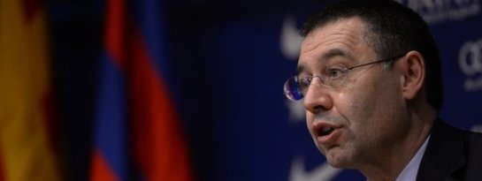 La Fiscalía atribuye al presidente del Barça un fraude fiscal de 2,8 millones de euros