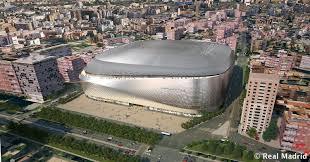 El TSJM tumba la reforma del Santiago Bernabéu