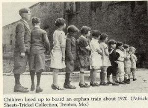 Tren de los huérfanos