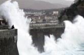 Todo España, salvo Navarra y Canarias, en alerta por viento, oleaje o nieve