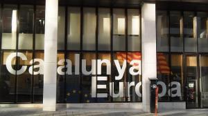 Oficina de la delegación comercial catalana en Bruselas. DR