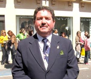 El director general de Seguridad Ciudadana de Melilla, Gregorio Castillo. DR