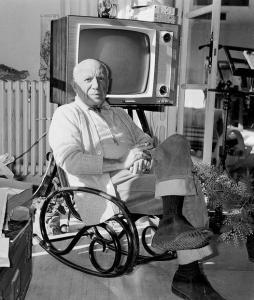 """La exposición """"Picasso TV"""" / SUR"""