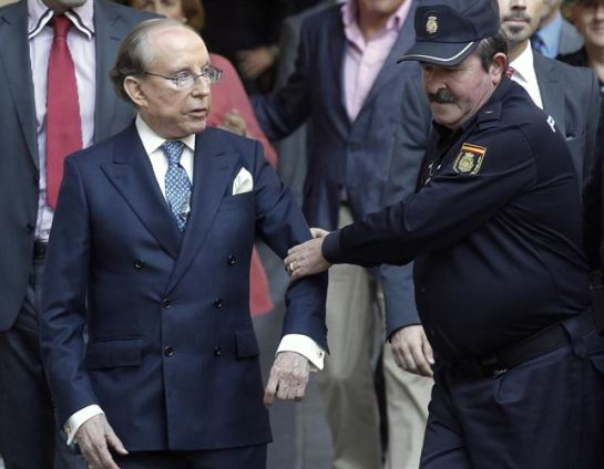 Condenan a Ruiz Mateos a pagar 92 millones por el caso de Nueva Rumasa