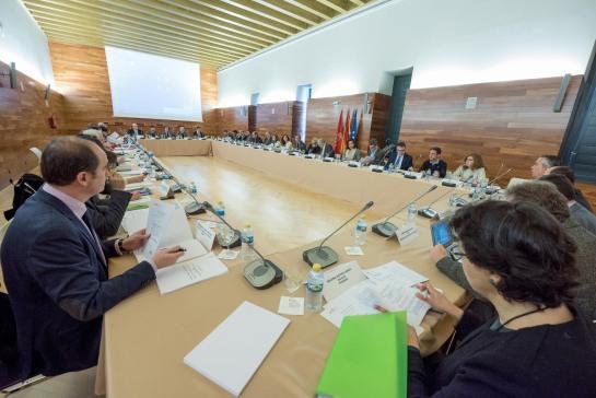 Las bibliotecas públicas de toda España deciden en Pamplona criterios comunes