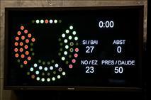 El Parlamento modifica la Ley del Vascuence para incluir el euskera en los colegios públicos de la zona no vascófona