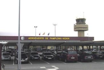 Crece la actividad en el aeropuerto de Noain esta Semana Santa