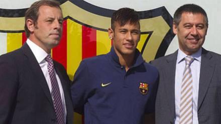 La Fiscalía pide que Neymar declare por estafa y corrupción