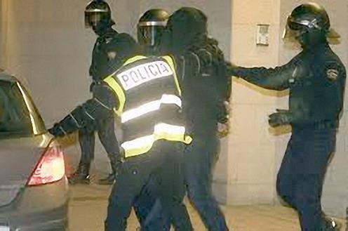 El presunto yihadista detenido en Madrid declara hoy ante el juez