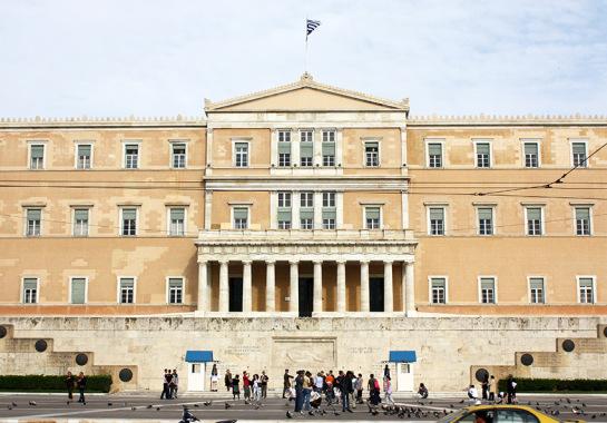 El Parlamento griego aprueba el acuerdo con los acreedores