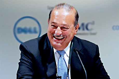 Carlos Slim pide a la CNMV que le exima de lanzar OPA por Realia