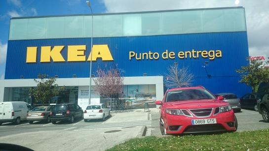 Ikea punto de recogida en granada