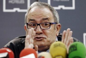 Sabalza: «El descenso de Osasuna no tiene nombre y apellidos»