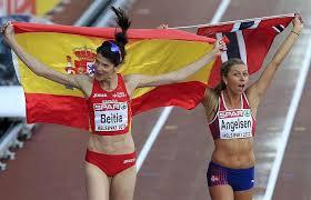 Ruth Beitia capitaneará a España en los Mundiales de Pekín