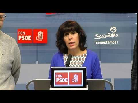 El PSN denuncia que Asiron gobierna de espaldas al Pleno