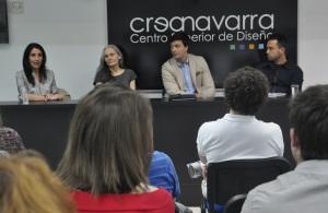Encuentro de orientación profesional y laboral de Creanavarra en Pamplona