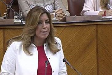 Díaz acusa a Podemos de copiar socialdemocracia, cuando PSOE es la original