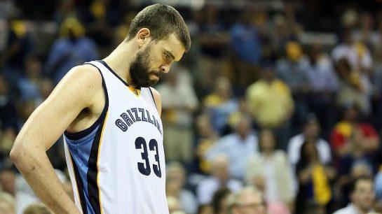 23 puntos de Marc Gasol no evitan la derrota de Grizzlies; ganan los Raptors