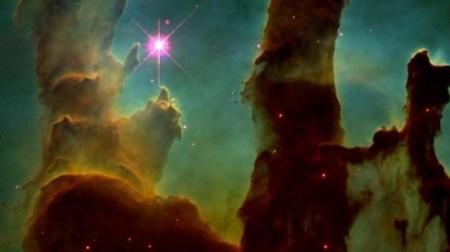 Los famosos Pilares de la creación se destruirán en 3 millones de años