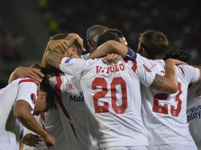 0-3. El Sevilla no da opción a la sorpresa y se mete en semifinales