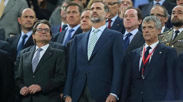 La Audiencia Nacional ordena reabrir la investigación de la pitada en la final de la Copa