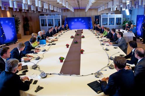 Los líderes de la UE no prevén debatir sobre Cataluña salvo que Rajoy lo pida