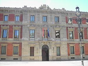 UPN recuerda que las instituciones y los edificios oficiales deben ser respetados