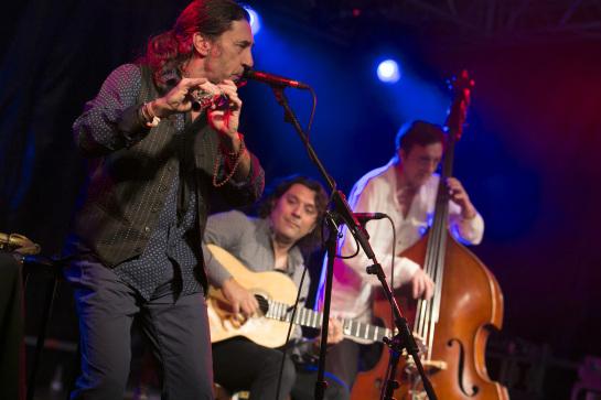 """Madrid será """"capital del jazz"""" con los más de cien conciertos de JazzMadrid18"""